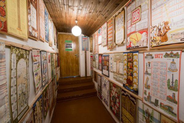 Kolekcijoje sukaupta  per 8000 įvairių kalendorių daugiau nei iš 58 valstybių.