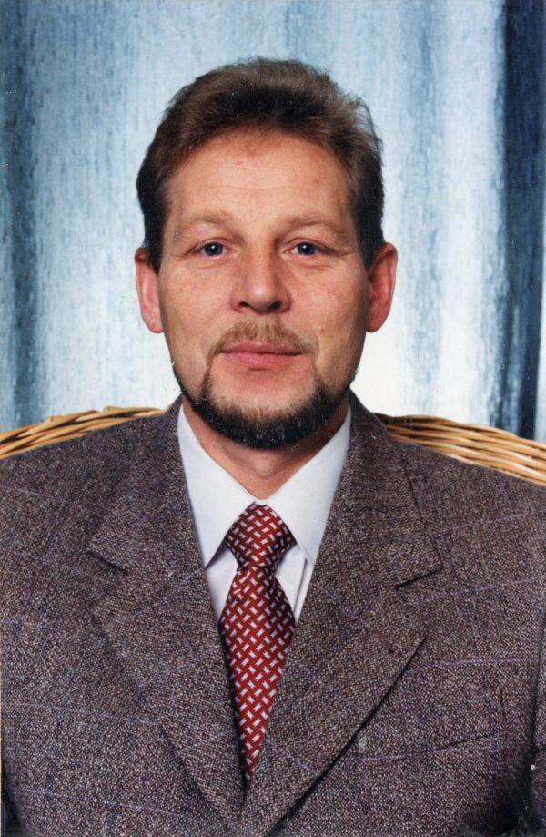 Raimundas Markūnas, Prienų kultūros centro direktorius, ansamblio Trapukas vadovas