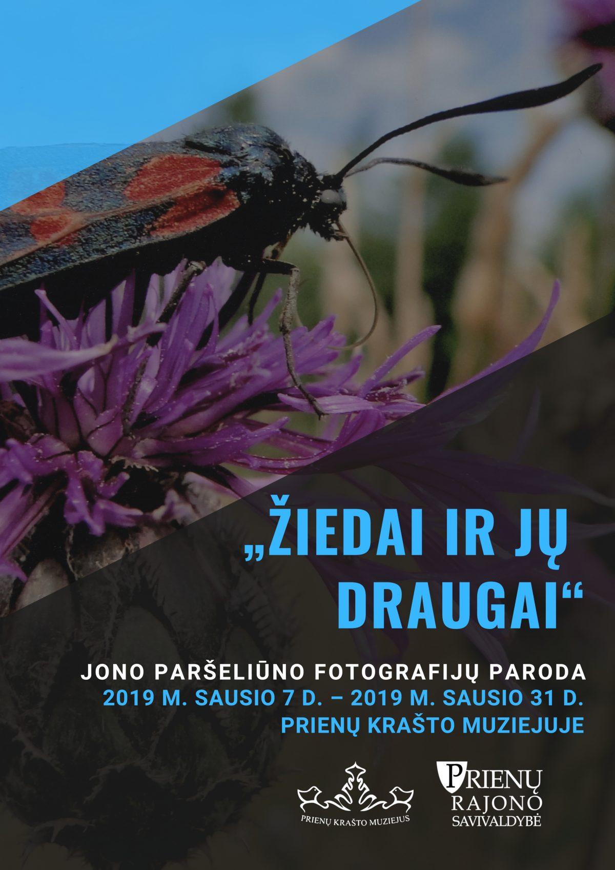 Jono Paršeliūno personalinių fotografijų paroda 2