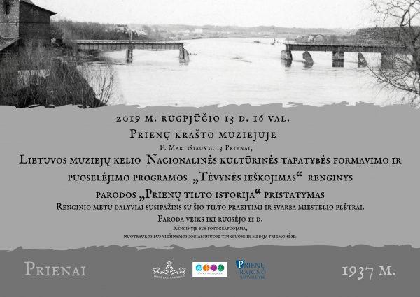 Prienų tilto istorija 2