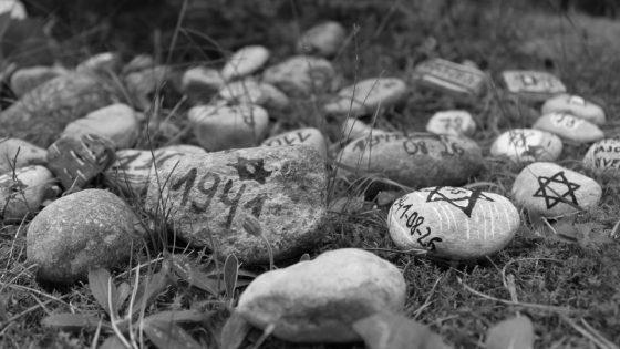 Prienų žydų žudynių aukų pagerbimas