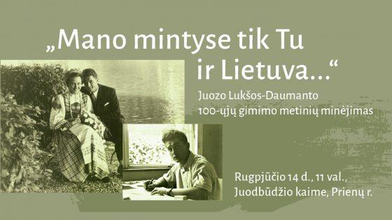 Mano mintyse tik Tu ir Lietuva